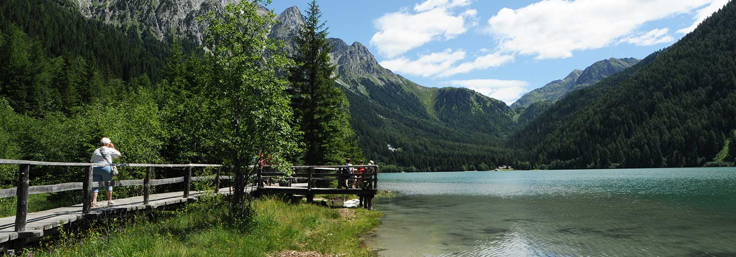 Antholzersee in der Ferienregion Kronplatz