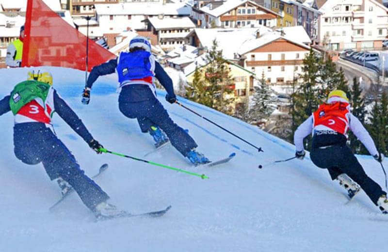 Skicross Weltcup