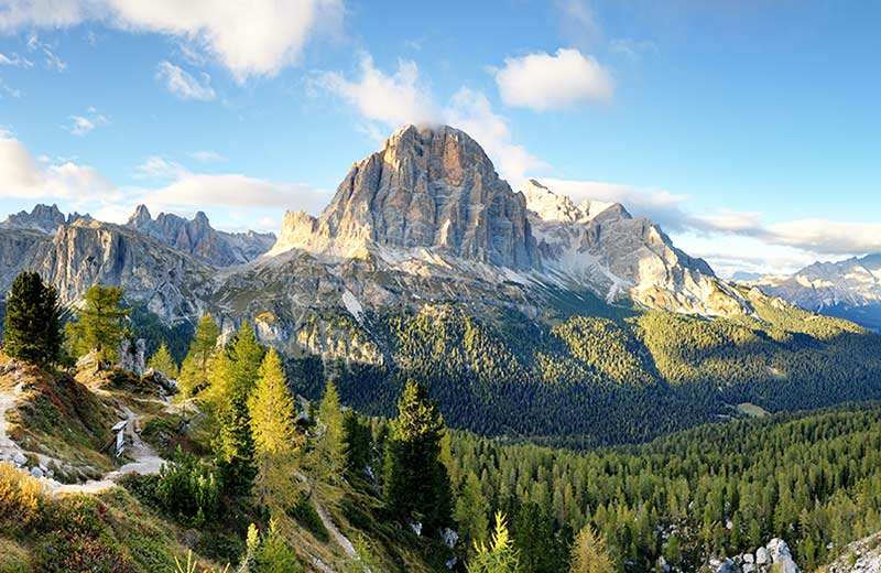 Unesco Weltnaturerbe Dolomiten