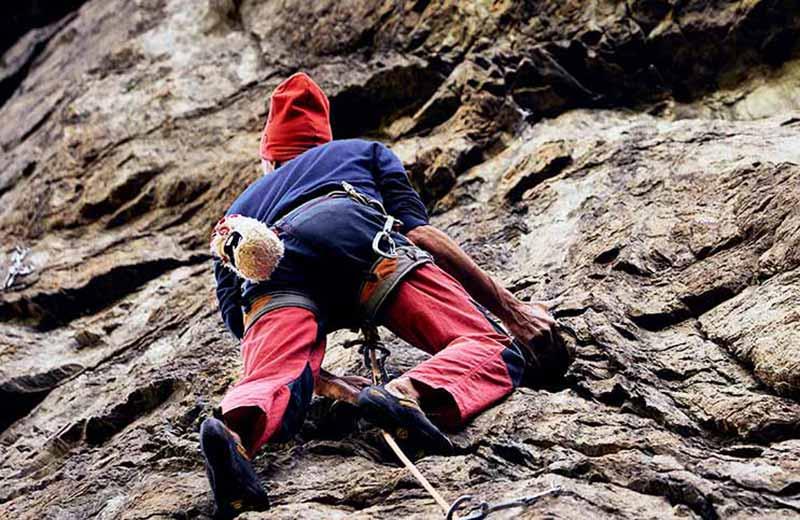 Klettersteig Englisch : Klettersteig ivano dibona in den dolomiten cortina d ampezzo
