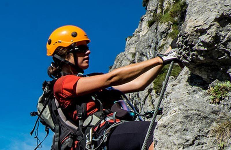 Klettersteig Englisch : Klettersteig santnerpass rosengarten vivodolomiten