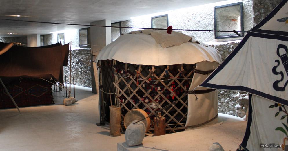 Freilichtmuseum Lagazuoi Vivodolomiten