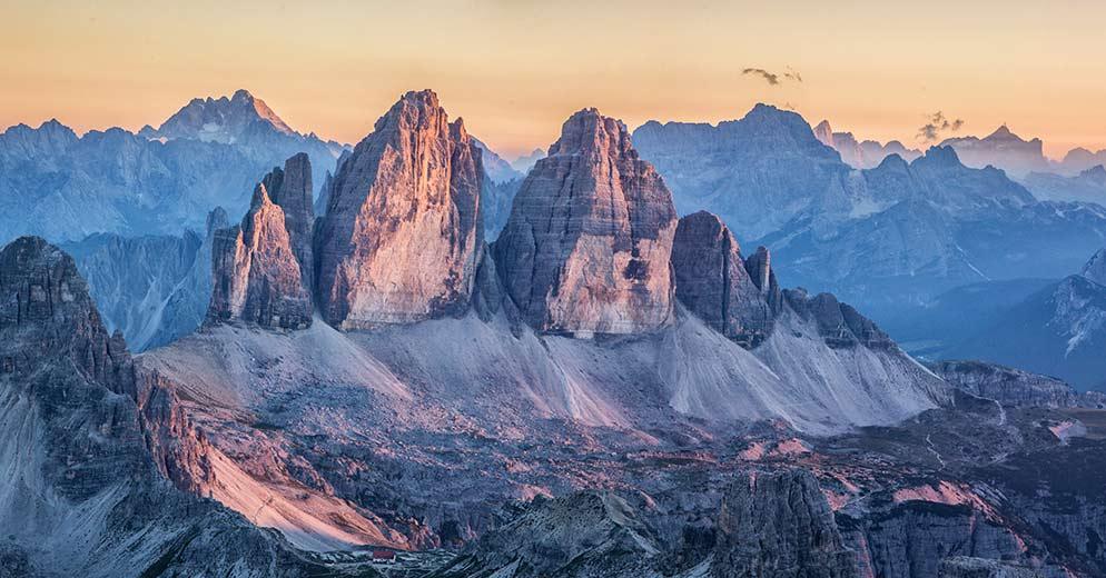 Dolomitenrundfahrten Die Einmaligen Berge Der Dolomiten