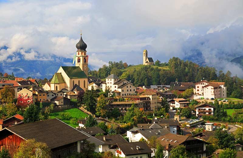 Die STEIRERIA - Siaran - Vls, Tirol, Austria - Menu, Harga