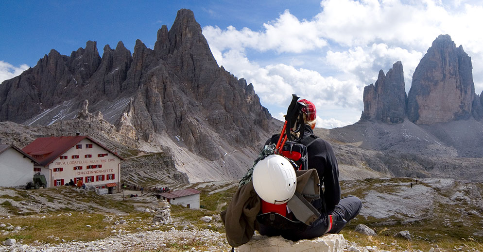 Klettersteig Dolomiten : Klettersteig paternkofel hochpustertal vivodolomiten