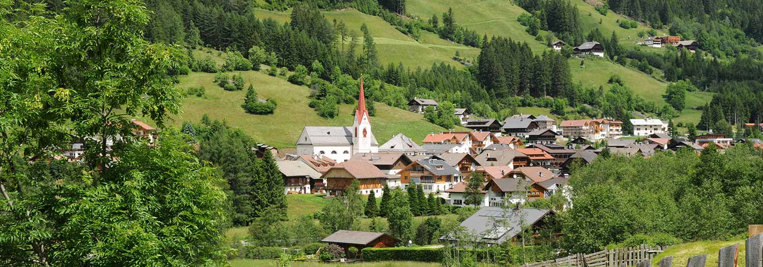 Antholz in der Ferienregion Kronplatz
