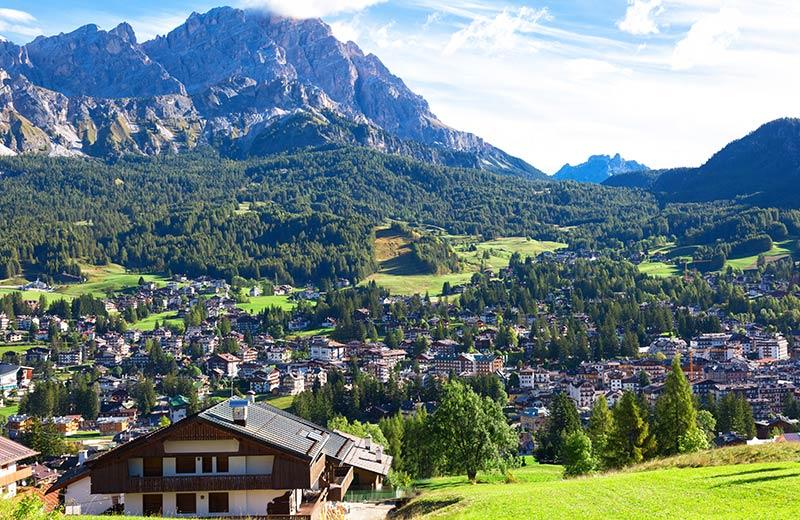 Cortina d'Ampezzo - Vacanze da sogno a Cortina nelle Dolomiti