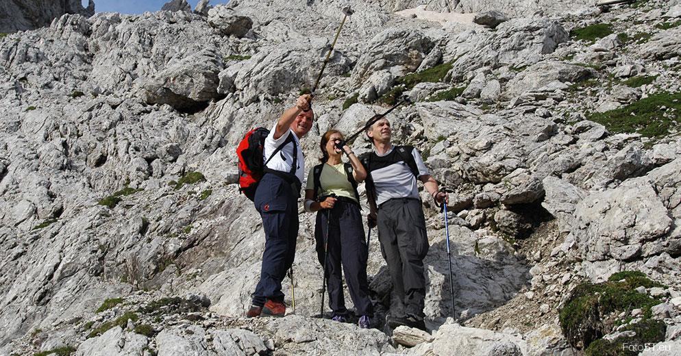 Via ferrata Strada degli Alpini, Alta Pusteria - VIVODolomiti