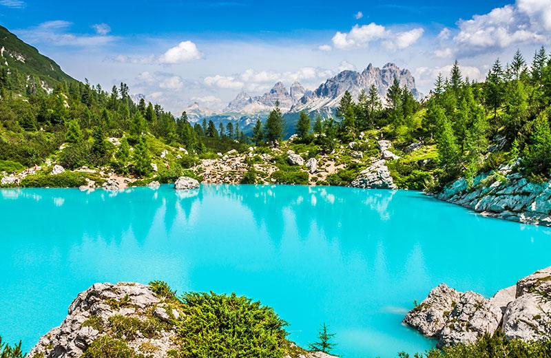 Lago di Sorapis, Belluno, Dolomiti – informazioni ed escursione