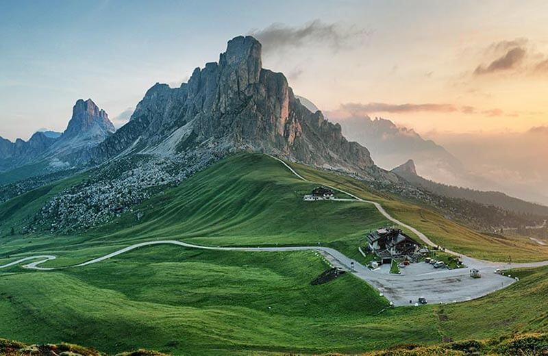 Cortina d\'Ampezzo - Vacanze da sogno a Cortina nelle Dolomiti