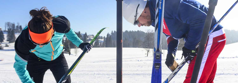bolla vivo rotto  La giusta attrezzatura per lo sci di fondo - sci di fondo sulle ...