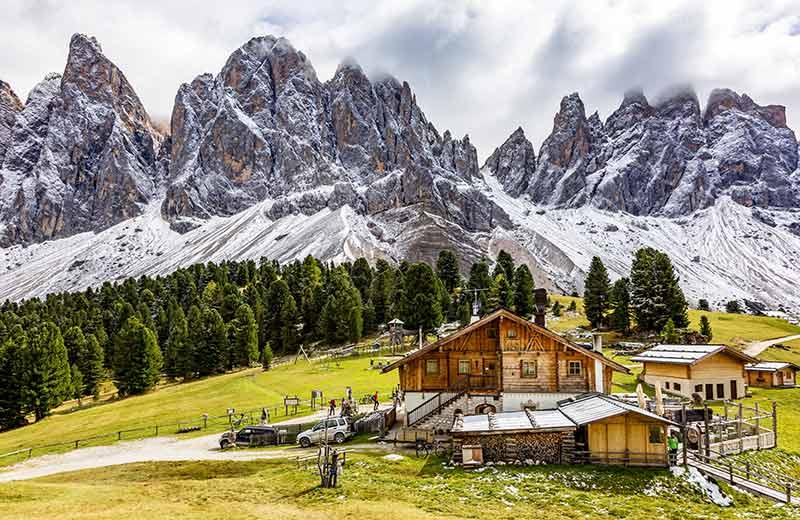 Woodywalk escursioni e divertimento plose valle isarco for Pensioni a bressanone