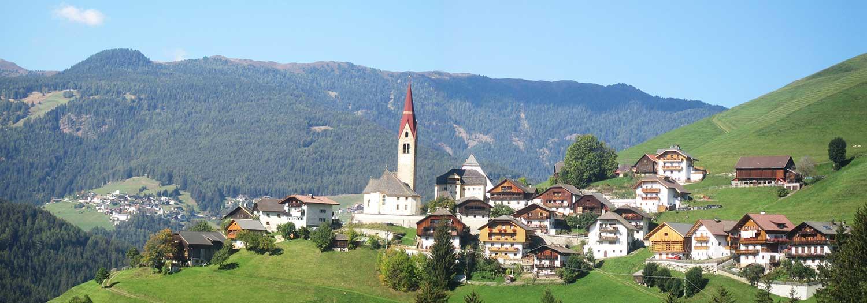 San Vigilio di Marebbe al Plan de Corones - Dolomiti