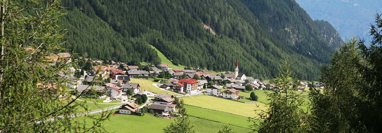 Valles gioiello paesaggistico del Trentino Alto Adige